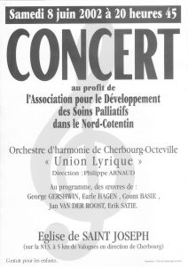 Affiche juin 2002