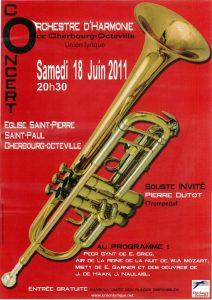Affiche juin 2011
