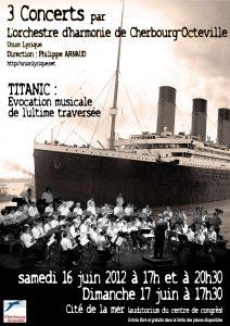 Affiche 16 juin 2012